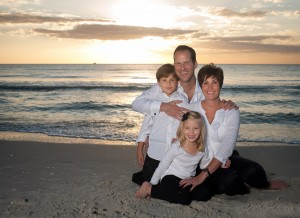 Dr. Madwar and family