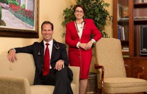 Drs. David Scott Madwar and Rebecca Rock